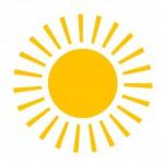 sun right